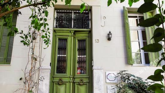 雅典金塔酒店