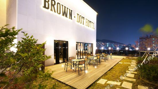 Brown Dot Hotel Business Busan Station