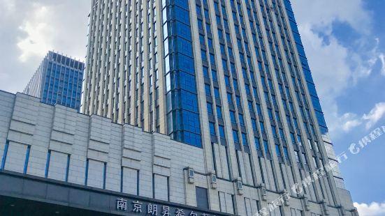 南京朗昇希爾頓酒店
