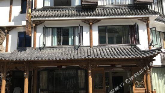 Yandang Mountain yunqi small building
