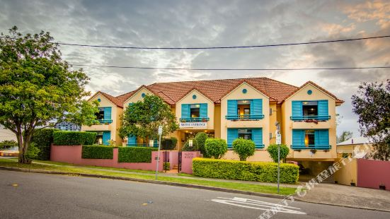AAA Airport Albion Manor Apartments and Motel Brisbane
