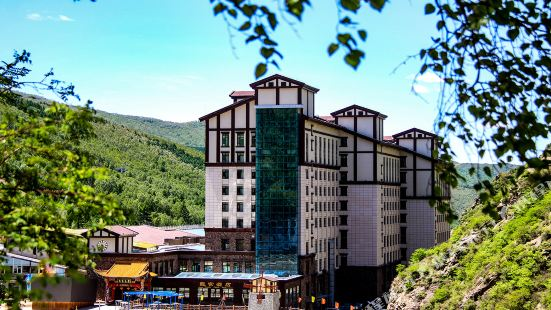 Dragon Palace Hotel (Wanlong Ski Resort)