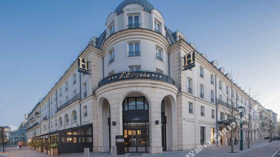ホテル レエリーゼ ヴァル ドゥロップ セリス パリ