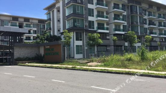 Menggatal Height Apartment Kota Kinabalu