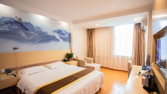 GreenTree Inn (Hefei Wuhu Road Wanda Plaza)