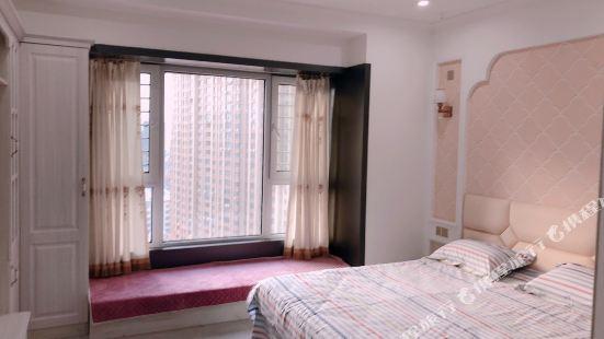 雞西萬達風情日租公寓(3號店)