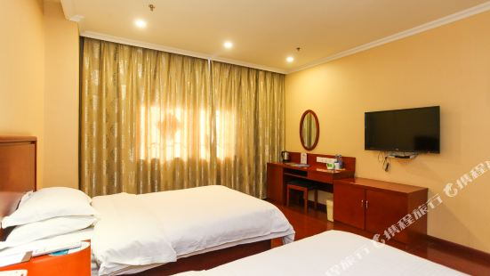 GreenTree Inn Jiangsu Suqian Xiangwang Guli South Xingfu Road Business Hotel