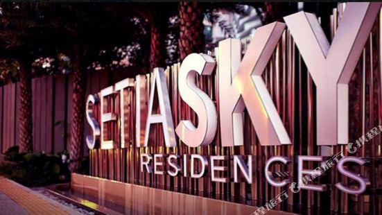 Exclusive Sky Residency KLCC Kuala Lumpur