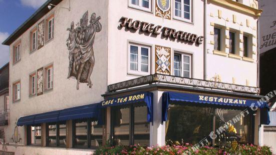 呂德斯海姆特勞貝酒店