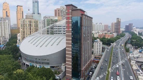 Chengyue Holiday Inn (Shenzhen Luohu Port)
