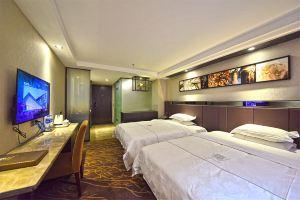 广州富豪酒店(北京路店)(特惠双床房)