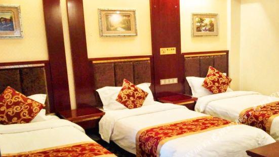 武威金九商務酒店