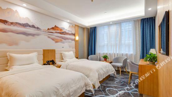 Xingyang Selected Hotel (Xi'an Zhonggulou Huimin Street)