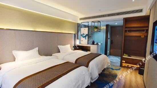 Luocheng Lanshan smart hotel