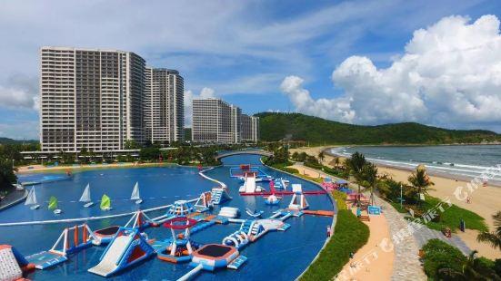 Haibeike Apartment Hotel (Yangjiang Hailing Island Nimble Golden Island)