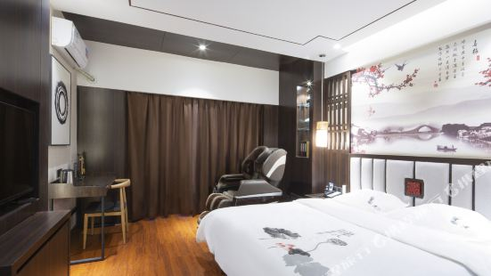 Milan Culture Boutique Hotel (Shangqiu High-speed Railway Station)