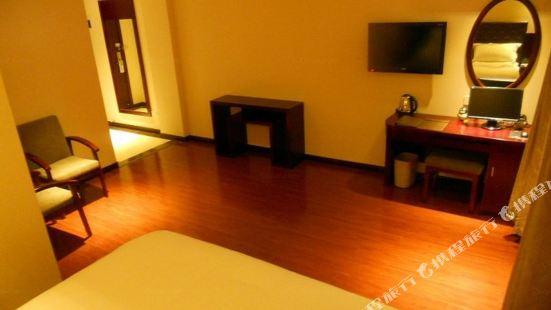 GreenTree Inn Yan'an Luochuan Fuqian Street Express Hotel