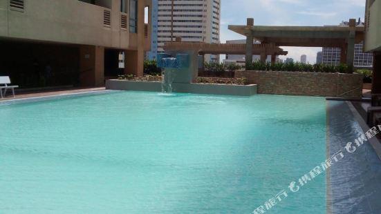 Padre Faura Condo Apartments at Robinson's Place Manila