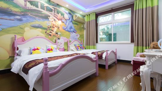 진 뎬 밍 위안 호텔 상하이 디즈니랜드 지점
