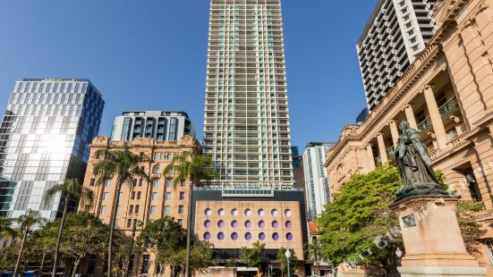 Oaks Brisbane Casino Tower Suites