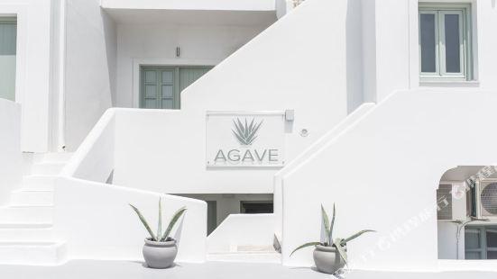 聖託里尼阿加弗藝術設計精品酒店