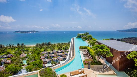 Perfect Holiday Seaview Apartment (Sanya Haitang Bay Poly)