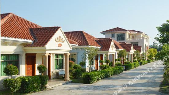 Retang Village Longfa Hot Spring Villa
