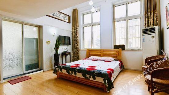 Continental wind apartment, Qingdao