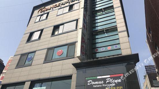 首爾SinsaBranch橙色公寓