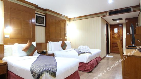 甲米奧南海灘度假酒店