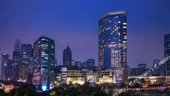 Yumi Huanju Apartment (Guangzhou Tianhe Zhengjia Square)