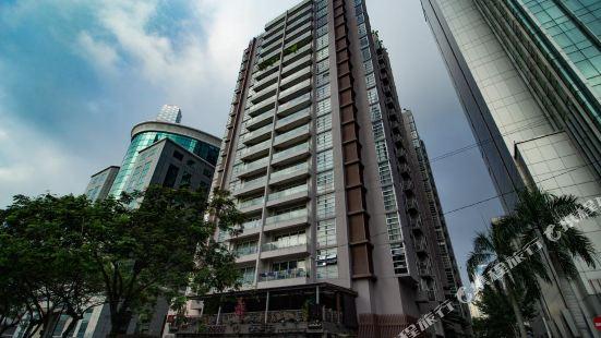 OYO Home 589 C 13 3 Bintang Goldhill Kuala Lumpur