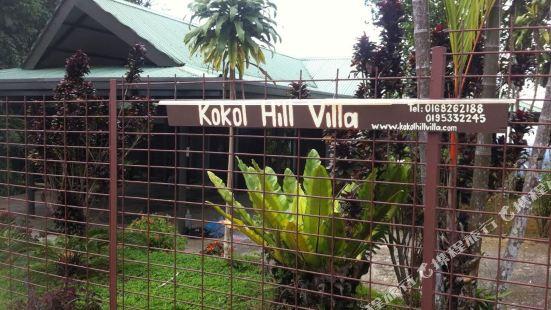Kokol Hill Villa Kota Kinabalu