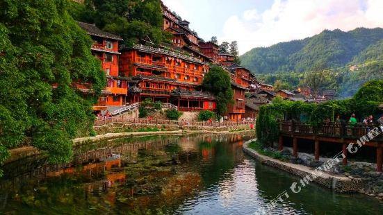 Towo Topping Hotel (Xijiang Qianhu Miaozhai Viewing Platform)