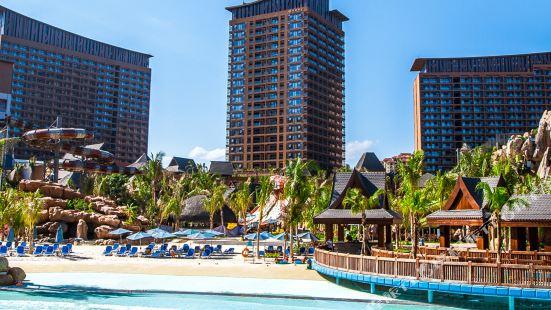 Mangrove Tree Resort World Sanya Bay (Palm Kingdom Hotel)