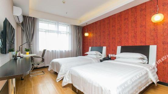 Yunshang Siji Chain Hotel Jinghong Manting Park