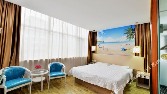 상팅하이 익스프레스 호텔 - 웨이하이 류공섬 투어리스트 부두지점