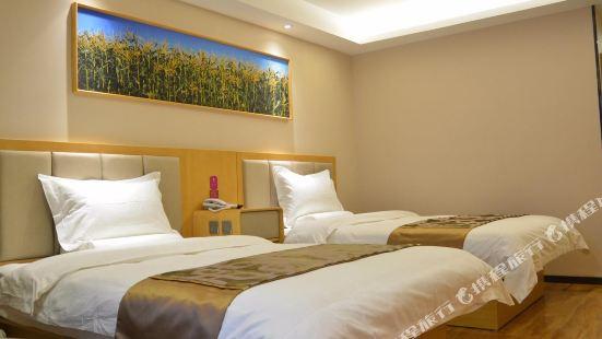 德令哈愛客品質酒店