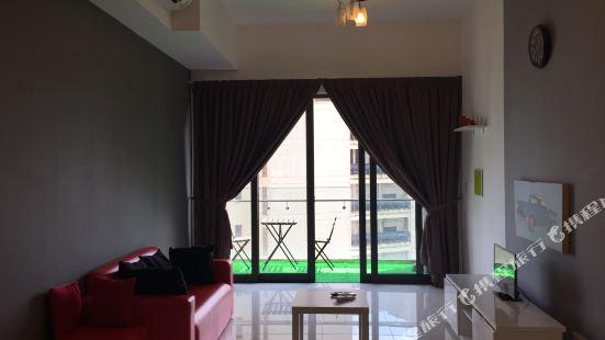 Kuala Lumpur Twin Towers Superior Apartment