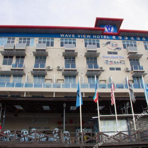 仙本那愛潛海浪酒店