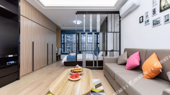 Tuxi International Apartment (Guangzhou Dashadong Metro Station)