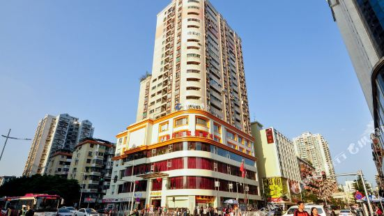 Ke'er Hotel (Guangzhou Jiangnan West)