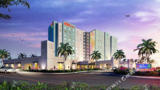 Hilton Garden Inn Miami - Dolphin Mall