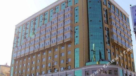 牡丹江青年公寓