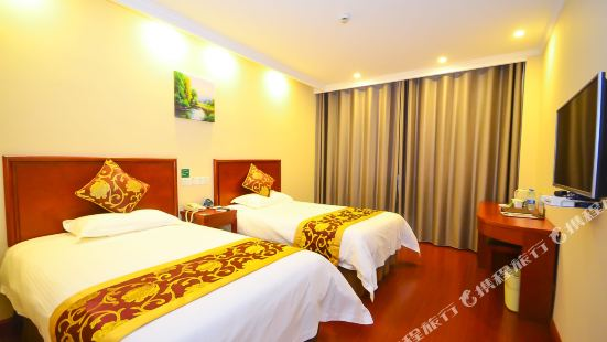 GreenTree Inn JiangSu XuZhou PiZhou Dayunhe Decorative city PiXinNorth Road Express Hotel