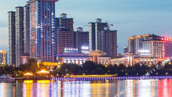 漢中艾斯國際酒店