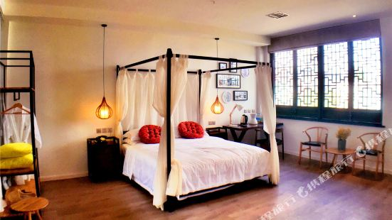 Qingshe Boutique Hostel Mianxian Zhuge Ancient Town