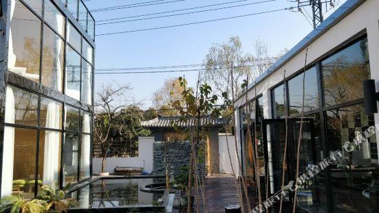 南京泡泡温泉度假庭院
