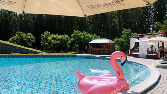 吐魯番雅爾的花園酒店