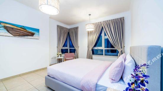 bnbme Burj Residence 1 Bedroom
